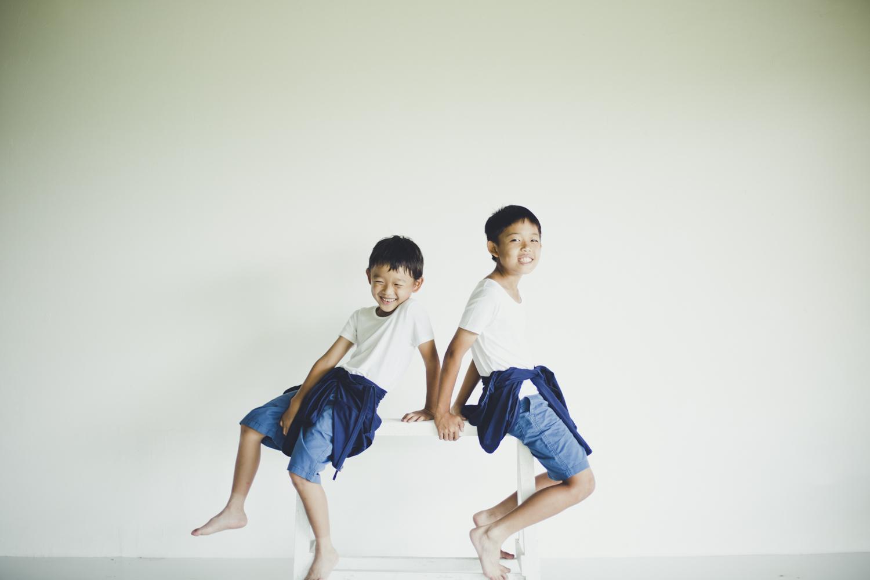Kids Photo 日常写真 家族写真