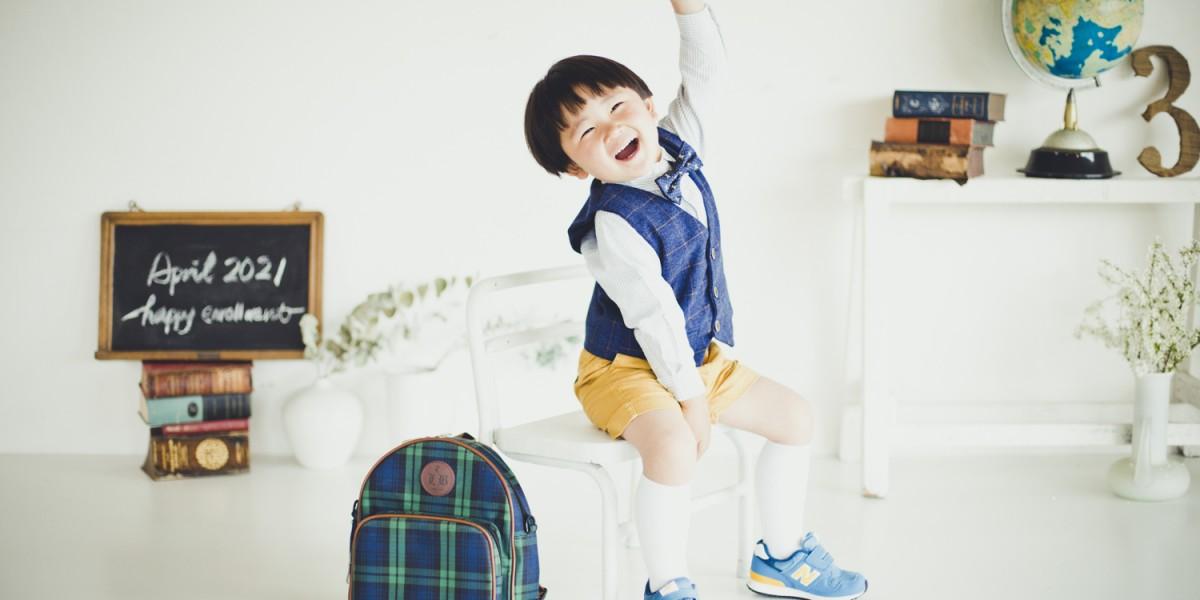 幼稚園入園おめでとうございます!