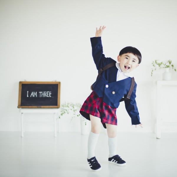 ご入園フォト 幼稚園入園写真