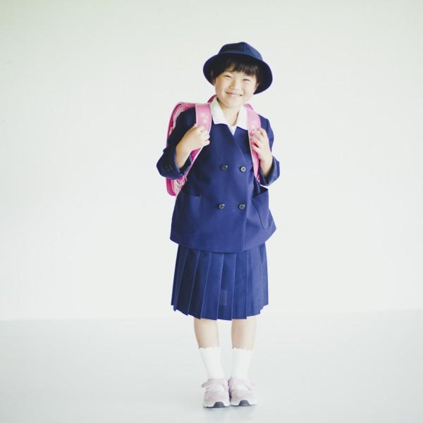 小学校入学記念フォト